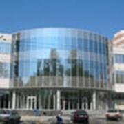 Фасад светопрозрачный фото
