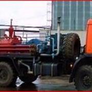 Агрегат ЦА-320 (цементировочный агрегат) фото