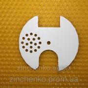Летковый заградитель круглый оцинкованный, диаметр - 70 мм, 4-х позиционный фото