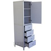 Шкаф для документов ШЛДДА-107 фото