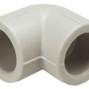 Колено Ekoplastik 90 - 40 мм (SKO04090XX) фото