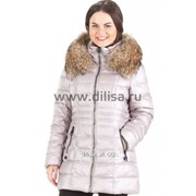 Куртка Mishele 9901 серый светлый фото