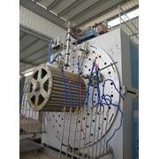 Экструзионная линия по изготовлению пустотелой трубы большого диаметра методом навивания фото