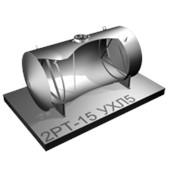 Резервуар одностенный с опорами Р-15 фото
