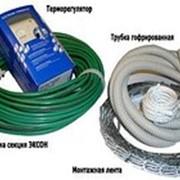 Нагревательный кабель ЭКСОН 16,5 2260 фото