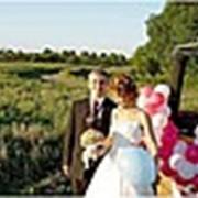 Воздушная прогулка — лучшая свадебная программа! фото