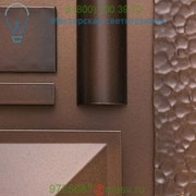 Shadow Box Outdoor Wall Sconce Hubbardton Forge 302601-1000, уличный настенный светильник фото
