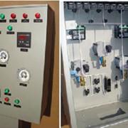 Система контроля и управления компрессорным цехом фото