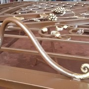 Изготовление металлоконструкций и ковка. фото