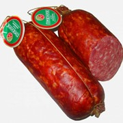 Колбасы полукопченые в ассортименте фото