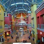 Строительство торговых павильонов фото