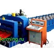 Станок по производству металлочерепицы фото