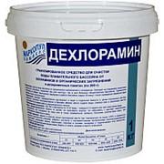 Дехлорамин гранулы для очистки воды, ведро 1кг (Маркопул Кэмиклс), М13 фото