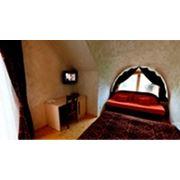 Отдельная вилла (6 номеров зал с камином кухня) фото
