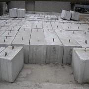 Фундаментные блоки ФБС 12.6.3т фото