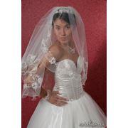 Свадебные фаты фото