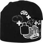 Трикотажные шапки под заказ фото