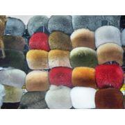 Шапки из натурального меха фото