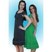 Платья трикотажные фото