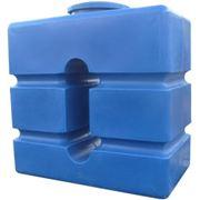 Емкости пластиковые ротоформовочные от 200 литров до 10 000 литров (02 - 10 тонн) фото