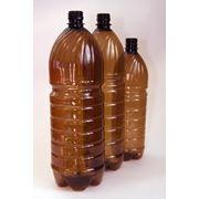 ПЭТ бутылка 3 литра бесцветная/коричневая фото