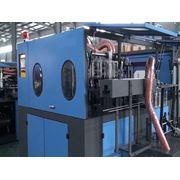 Автомат выдувной многоручьевой для изготовления бутылок из полиэтилена в гранулах (до 4мм) фото
