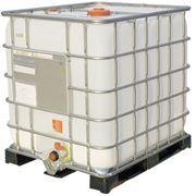 Емкости кубические 1000 литров на пластиковом поддоне фото