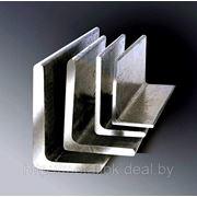 Уголок, уголок 125х125х10, угол металлический 125х125х10, уголок стальной 125х125х10 фото