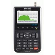 Прибор измерения и настройки спутникового сигнала DVB-S2 SatLink WS-6912 фото