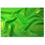 Ткань флуоресцентная зеленый цвет фото