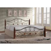 Кованая кровать Хава