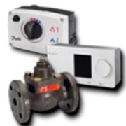Электрические средства автоматизации тепловых пунктов и центральных вентиляторов фото