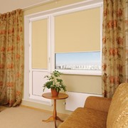 Рулонные шторы на пластиковые окна Саратов фото