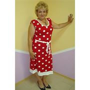 Платье Косичка фото
