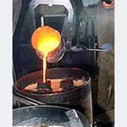 Литье цветных металлов фото