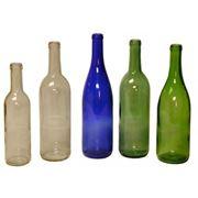 Стеклянные бутылки фото