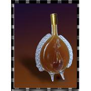 Бутылка Павлин сувенирная фото