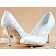 Свадебные туфли фото