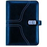 Бизнес-органайзер темно-синий размер 145*11 см фото