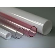 Трубы поликарбонатные фото