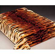 Плед полотенце льняное фото