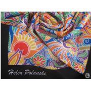 Женский шейный платок фото