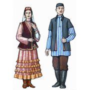 Национальный татарский костюм фото