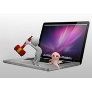 Антивирусная защита компьютера и ноутбука фото