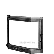 Призматические Дверца для камина Kaw-Met W5 560x690 мм фото