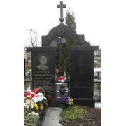 Изготовление надгробий фото