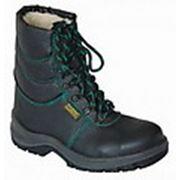 Рабочая обувь-ботинки фото