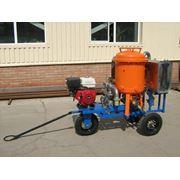 Установка для заправки топливом УЗС-7Б фото