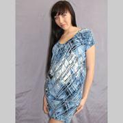 Летние платья сарафаны костюмы топы блузы оптом по цене производителя фотография