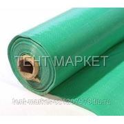 Тентовая ткань POLYTARP 120, рулон 2 x 50 м (тарпаулин 120 гр/м2, зеленый) фото